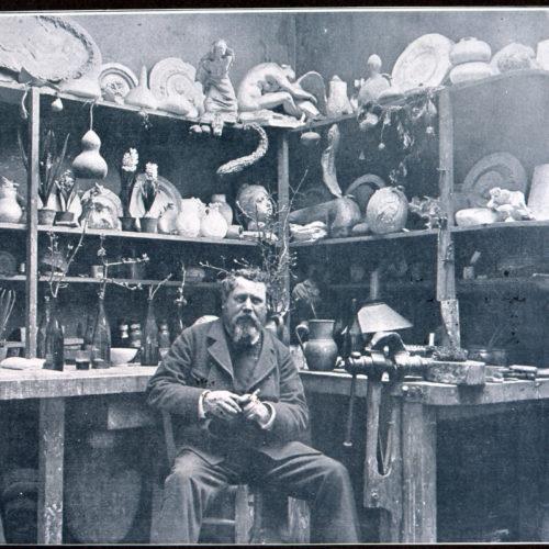 Journées du Patrimoine <br> L'atelier de Jules Desbois, lieu de vie et de création