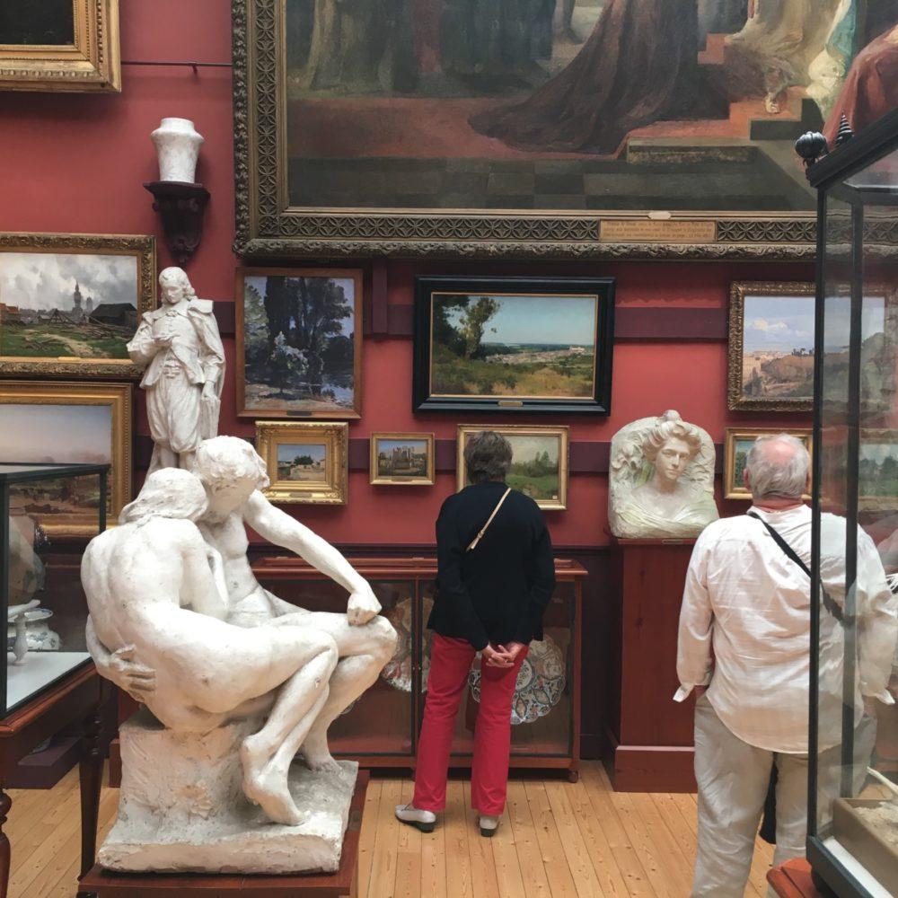 Escale au musée <br> sophrologie