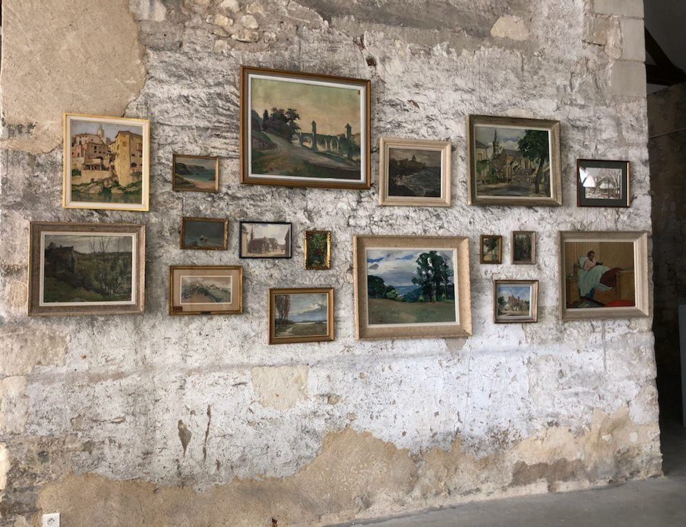Les peintres angevins du début du XXe
