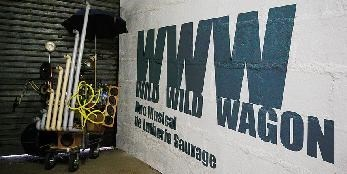 Journées du Patrimoine <br> Wild Wild Wagon